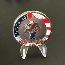 B29 407th Expeditionary Civil Engineer Squadron Challenge Coin OIF