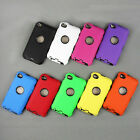 IMPACT ARMOUR ANTI Shock Hybrid Heavy Full Cover Case for iPod Touch 4 4th GEN
