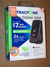 NEW TracFone LG 236C Prepaid Cell Phone with Double Minutes (CDMA)