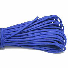 Royal Blue 550 Paracord Parachute Cord Lanyard Mil Spec Type III 7 Strand Core