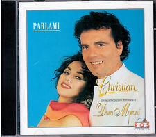 """CHRISTIAN  """"PARLAMI""""  con la partecipazione di DORA MORONI   CD NUOVO"""