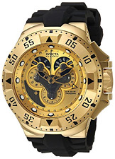 New Mens Invicta 18557 Reserve Excursion Swiss Made 5040.F Master Calendar Watch