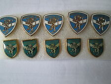 lotto 10 pins lot BRESCIA FC club spilla football calcio pins badge spille