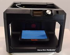 MakerBot MP05825 Replicator Desktop 5TH Generation 3D Printer(MISSING FILAMENT)