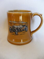 "Large Mercedes Mug 4.75"" Tall 4.25"" Across Holds 3 Cups Wade Ireland"