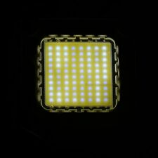 80W Watt Cool White High Power LED Panel 6000K SMD chip bead  Ligh DIY