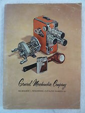 GENERAL MERCHANDISE COMPANY CATALOG Number 561 1950s