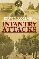 Infantry Attacks by Erwin Rommel Paperback Book (English)