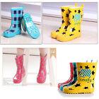 """Kinder Gummistiefel Regenstiefel """"Smally"""" Jungen und Mädchen Regenschuhe Schuhe"""
