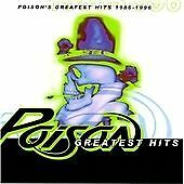 POISION - THE VERY BEST OF - GREATEST HITS COLLECTION CD ALBUM BRAND NEW