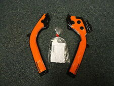 New Acerbis Frame Guards KTM SX SXF 125 250 350 450 500 2016 16 Orange/Black