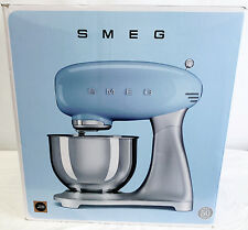 SMEG Retro Stand Mixer COUNTERTOP BREAD PIZZA PASTA DOUGH STAINLESS STEEL BOWL