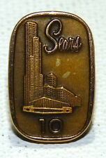 Vtg Sears Roebuck Department Store 15 & 20 Years of Service Employee Pin b4