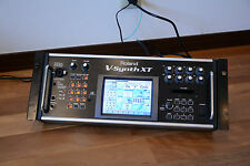Roland V-Synth XT Synthesizer Version 2 New Touch Screen Panel overhauled!!