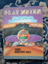 coin-op Amusements march 1 1983 Play Meter MAGAZINE: 1983 directory issue