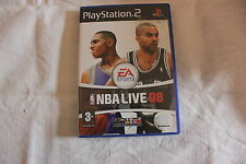 PLAYSTATION NBA LIVE 08