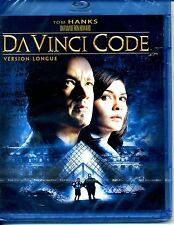 DA VINCI CODE    version longue   bluray    neuf   ref 0311163
