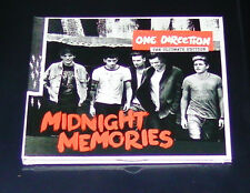 ONE DIRECTION MIDNIGHT MEMORIES THE ULTIMATE EDITION CD  SCHNELLER VERSAND NEU