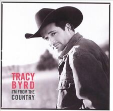 Byrd, Tracy: I'm from the Country  Audio Cassette
