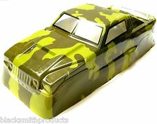 BSP-BTT-5 1/10 Scale RC Nitro Rock Crawler Body Shell Cover Camoflauge