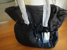 Armani Exchange Bag for Woman:Shoulder bag.Faux Leather: Black::17'L.15'W