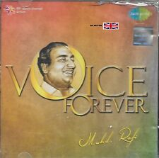 MOHD. RAFI - VOICE FOREVER - NEW BOLLYWOOD SOUND TRACK CD - FREE UK POST