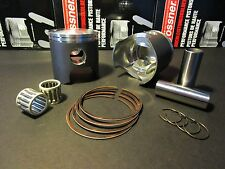 WOSSNER Premium Forged Piston Kit Polaris 800XCR 1999-02 TRIPLE FUJI