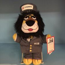 TRAIN CONDUCTOR HUBERT LION HARRIS BANK BMO CHICAGO PROMOTIONAL