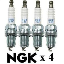 New Toyota OEM UPGRADE SET More Power/Mileage (4) NGK Laser Iridium Spark Plugs