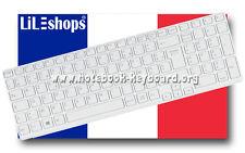 Clavier Français Original Pour Sony Vaio SVE1512H6EW SVE151J11M