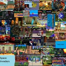 1400 80's and 90's Arcade Games With Emulator for Windows XP, 7, 10