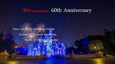 Disneyland DVD-60th Anniversary 5/5 (Paint The Night, Disneyland Forever, WOC)