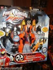 POWER RANGERS RPM SERIES FORMULA WOLF TRANSPORTER VEHICLE MIB