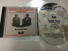 Worried Man Blues by Sonny Terry (1937) 2 CD - MINT