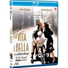 Blu-ray *** LA VITA E' BELLA *** sigillato