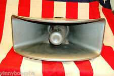 VINTAGE PA - SIREN SPEAKER A3  FEDERAL SIGN & SIGNAL CORP POLICE FIRE HISTORY