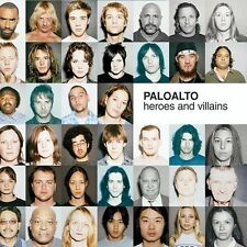 Heroes and Villains by Paloalto (CD, Feb-2003, American Recordings (USA))