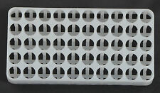 PLASTIC AMMO AMMUNITION BULLET RELOADING TRAYS/INSERTS/HOLDERS EMPTY LOT OF 200