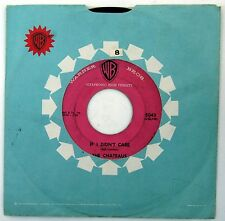 HEAR Chateaus 45 Masquerade Is Over/If I Didnt Care WB 5043 doo wop ORIGINAL R&B