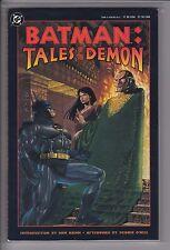 Batman Tales of the Demon TPB   (Ras Al Ghul, Neal Adams)  NEW,  DC Comics  1991