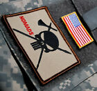 KANDAHAR TALIZOMBIE© WHACKER USMC GHOST RECON SPECIAL OPS SSI: NOMADS + US FLAG
