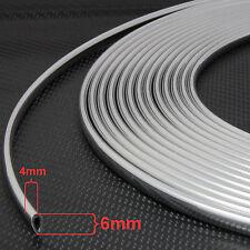 6m Chrome Flexible Car Edge Moulding Trim Molding For Mercedes Viano
