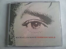 Michael Jackson - You rock my world Maxi CD SEALED!!!!