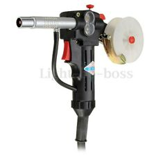 NBC-200A Miller MIG Spool Gun Pull Feeder Aluminum Welding Torch with 1m Cable