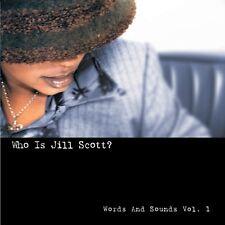 Jill Scott : Who Is Jill Scott: Words & Sou CD (2000)
