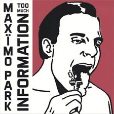 NEW Too Much Information [bonus Disc] by Max‹mo Park CD (CD) Free P&H