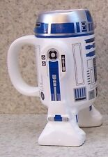 Coffee Mug Entertainment Star Wars R2D2 Sculptured NEW 16 ounce cup w/ gift box