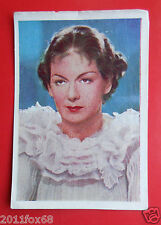 figurines actors acteurs nestle stars of the silver screen #141 rosalind russell