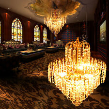 lampadario cristallo luce soffitto E14 lampada a sospensione Fixture Mobili