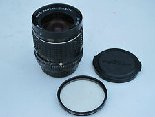 "RARE Pentax SMC 18mm f:3.5 K mount lens with filter/caps ""LQQK"""